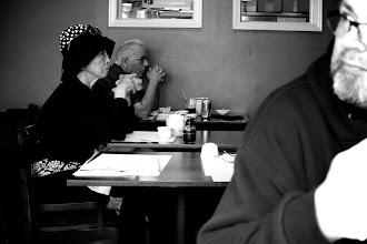 Photo: Polkatdots waiting