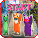 Jelly Human Gangs : Street Party - Floppy Beast 2 icon