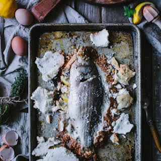 Baked Bass Fish Recipes.