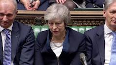 Theresa May. /Reuters TV