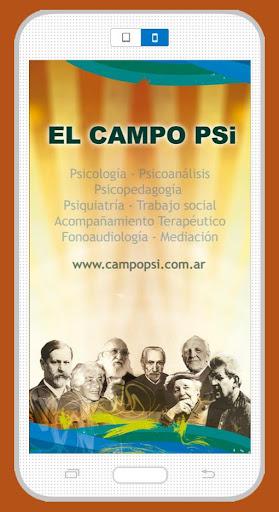 EL CAMPO PSi. Psicología