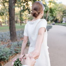 Hochzeitsfotograf Alina Danilova (Alina). Foto vom 30.10.2018