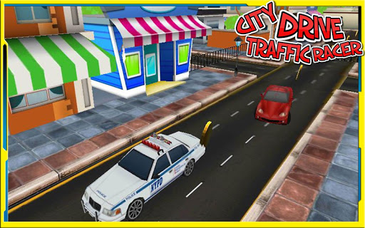 City Drive : Traffic Racer