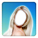 Girl Hairstyle Photo Montage icon