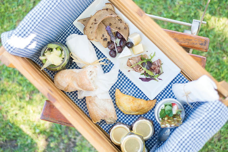 Food is always the star of a great picnic.