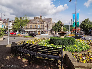 Photo: Ilkley Town Centre