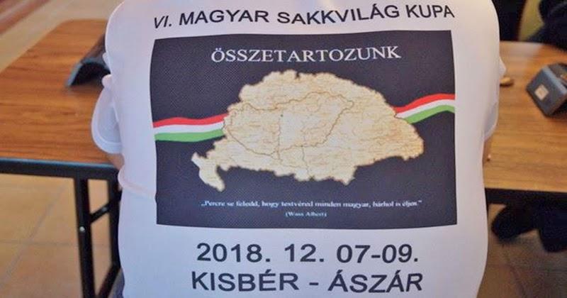 Bárdudvarnok is a Magyar Sakkvilág Kupán 2018