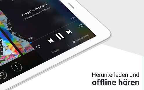 Deezer: Hör Musik, Hörbücher, Podcasts, Radio Screenshot