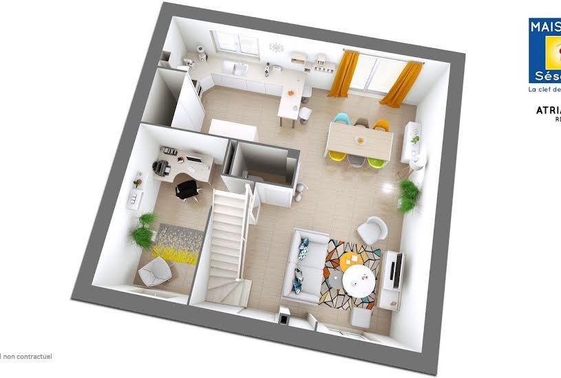 Vente Terrain + Maison - Terrain : 240m² - Maison : 105m² à Gournay-sur-Marne (93460)