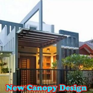 New Canopy Design - náhled