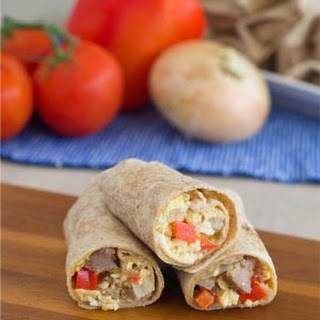 Make-Ahead Freezable Breakfast Burritos Recipe