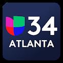 Univision 34 Atlanta icon