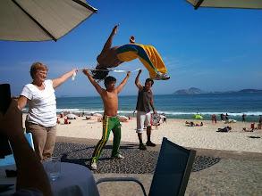 Photo: Caipoeira in Rio
