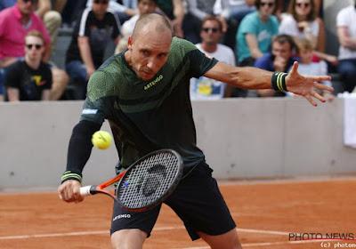 Daar is de tennisser Steve Darcis weer: comeback met zege in dubbelspel aan zijde van piepjonge landgenoot