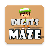 Digits Maze