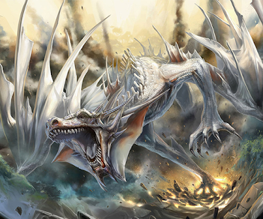 dragon 3d live wallpaper android apps on google play