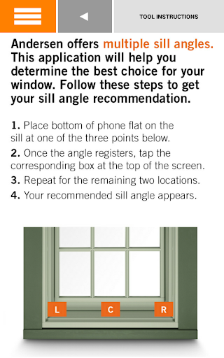 Angle Finder App >> Andersen Sill Angle Finder By Andersen Windows Google Play United