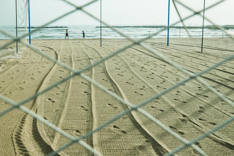 Diagonal beach  di MicheleCarrano