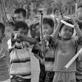 bersama by Arif Setiawan - Babies & Children Children Candids