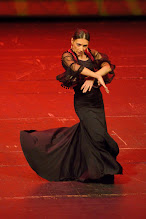 Photo: Małgorzata Matuszewska, taniec hiszpański Opera Wrocławska