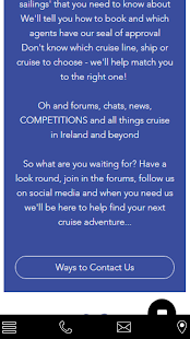 The Cruise Room Ireland Android Apps On Google Play - Cruise to ireland from us