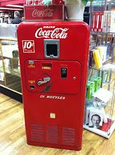 Photo: Coke Machine @ Tekserve