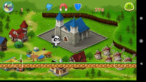 Panda Run Fruits screenshot 6