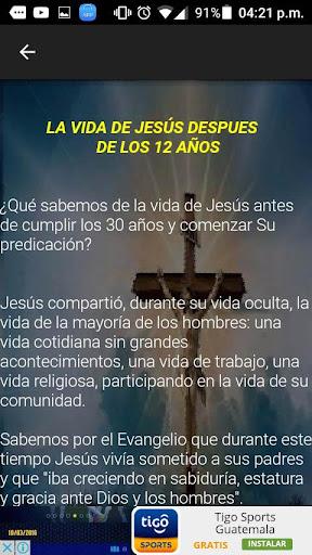La Vida De Jesus Frases Jesus Cristo App Report On Mobile