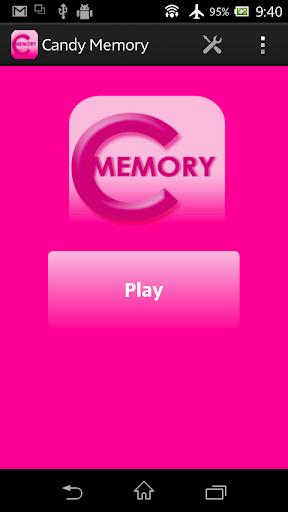 Candy Memory Saga Game