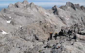 Photo: Alpinistes à Horcados