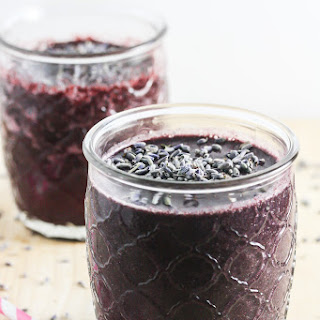 Blueberry Lavender Smoothie