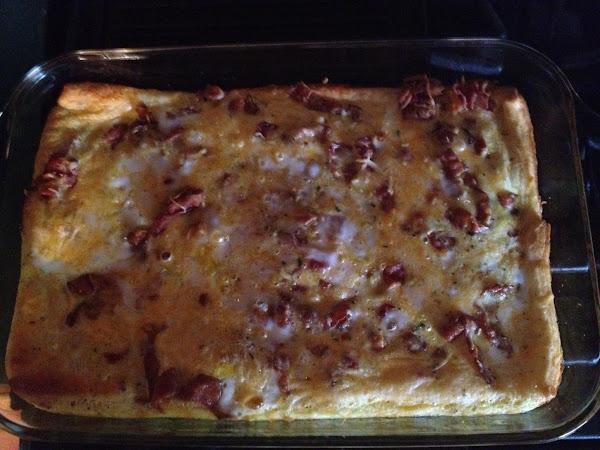 Bacon & Egg Breakfast Casserole Recipe