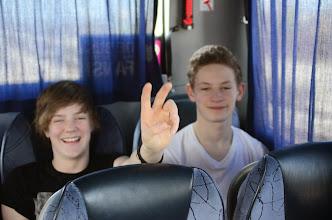 Photo: Quinton en Dirk Jan