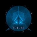 Futuristic - CM13/CM12.1 Theme icon