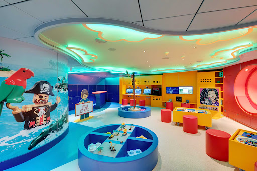 msc-seaview-junior-club-lego.jpg - Young ones will find plenty of games and age-appropriate activities at Junior Club Lego on MSC Seaview.
