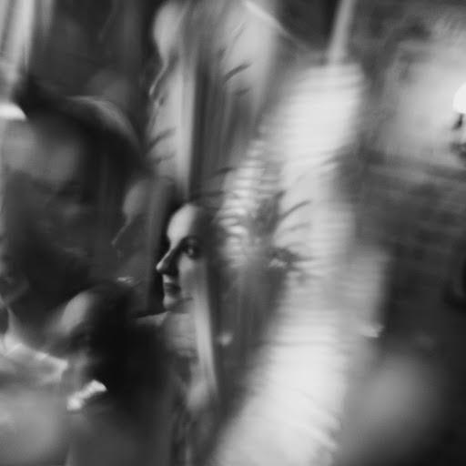 Hääkuvaaja Anna Shtykova (Arinarre). Kuva otettu 10.01.2014