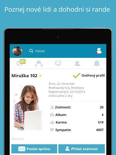 Dobré sociální datování aplikace