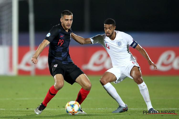 Trois grands clubs belges auraient fait une offre pour un attaquant croate