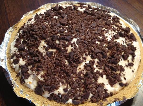 Peanut Butter Cool Whip Pie Recipe