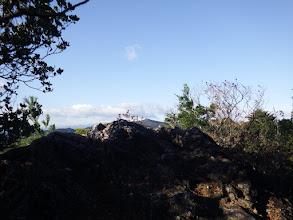 岩の展望台