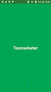 Toomarketer - náhled