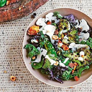 Spiced Crunchy Salad.