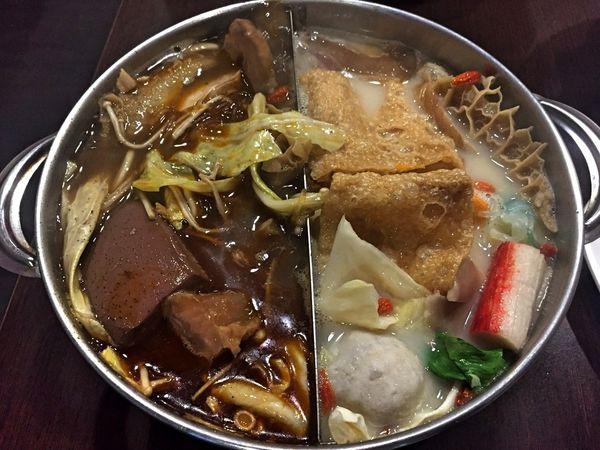老川府麻辣養生鴛鴦平價火鍋