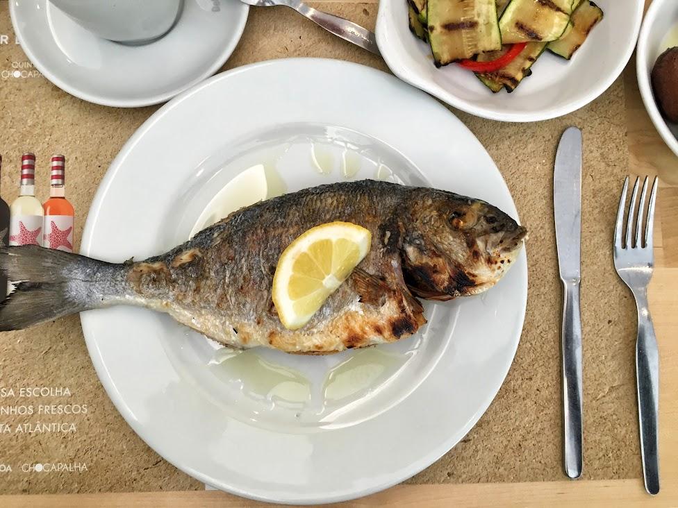 Gdzie warto zjeść w Lizbonie, Nova Peixaria