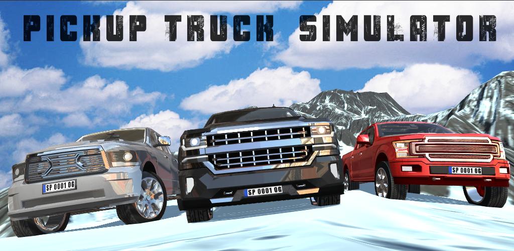 Offroad Pickup Truck Simulator