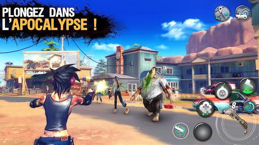 Dead Rivals - Zombie MMO  captures d'écran 1