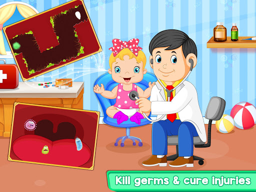 Nursery Baby Care - Taking Care of Baby Game apktram screenshots 8