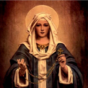 Holy Rosary in offline audio icon