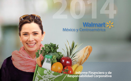 Informe Anual Walmex 2014