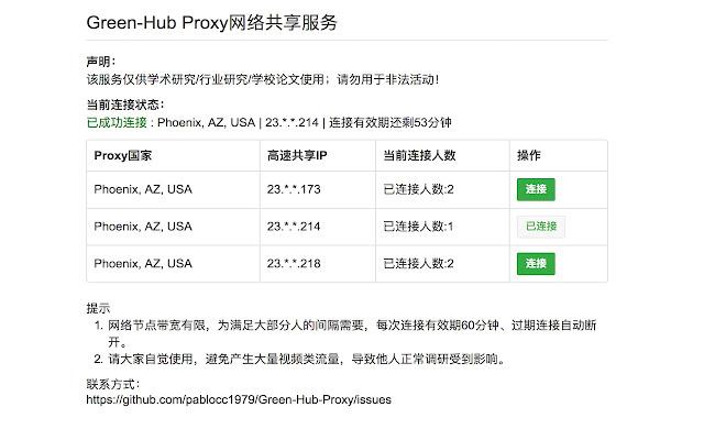 Greenhub Socks Proxy - Chrome Web Store